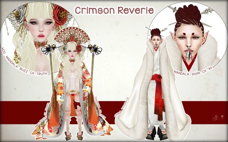 Crimson Reverie ( blog version)