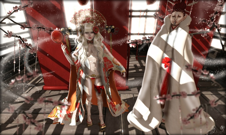 Crimson Reverie