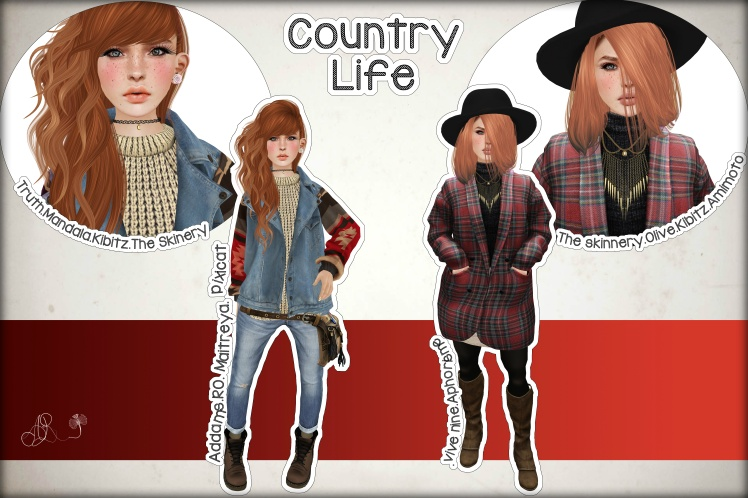 Country life (blog version)